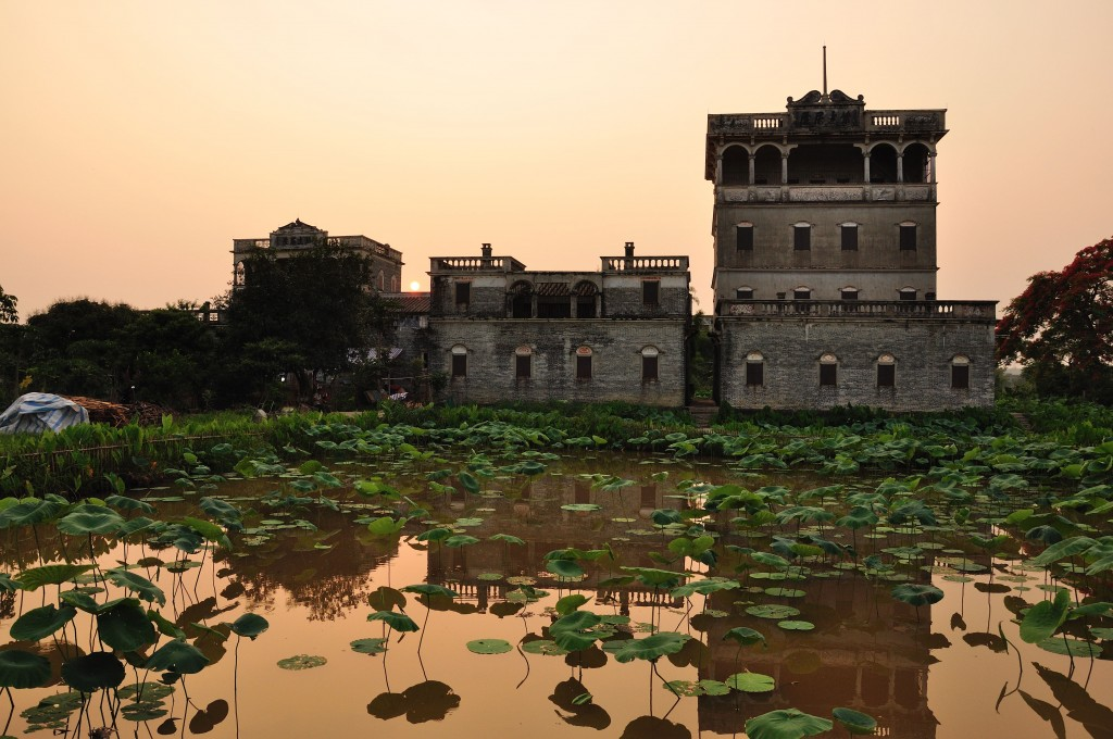 Castle House of South China World Heritage