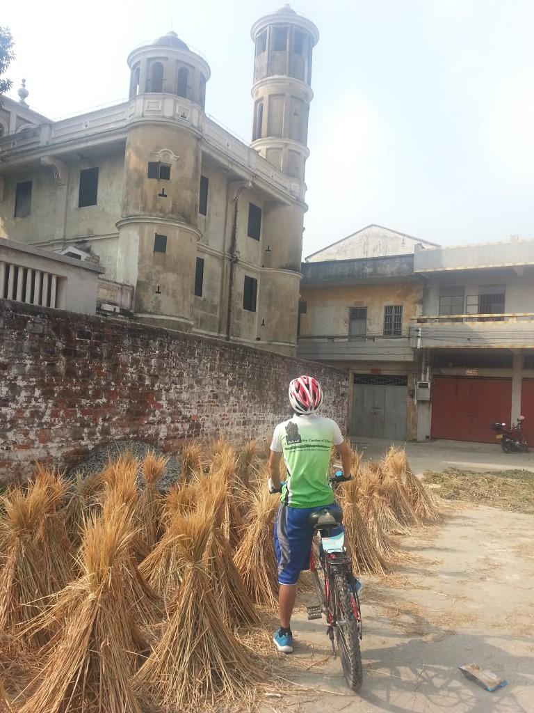 World heritage China Castle Houses