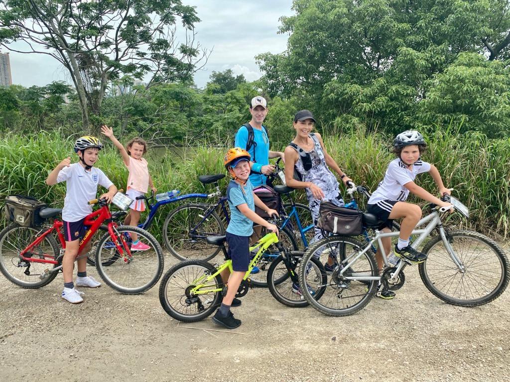 Bike Hong Kong's Wild Side Family