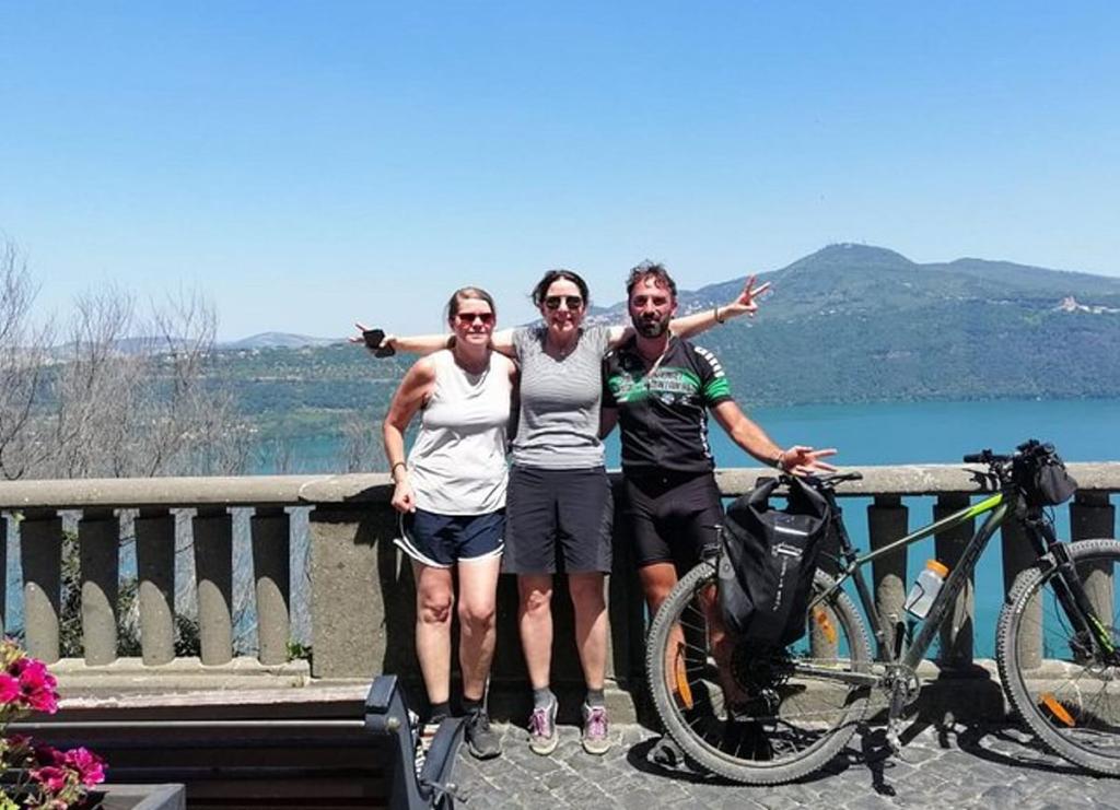 Cycle to Italian Lakes