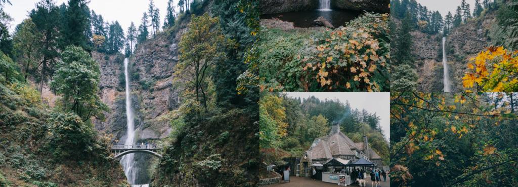 Portland and the Columbia Gorge Scenic Area