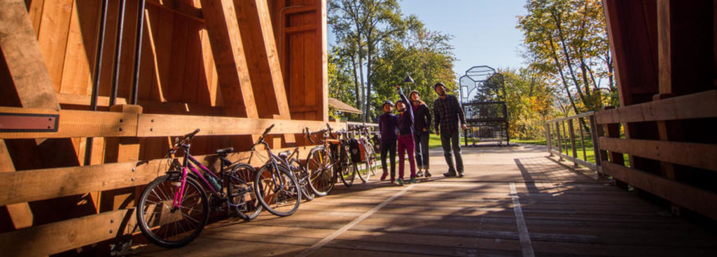 Cycling the Covered Bridges of Oregon